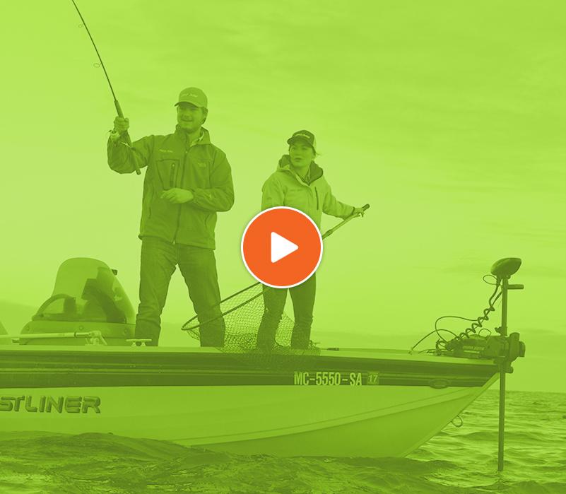 ProNav Angler | Focus on Fishing