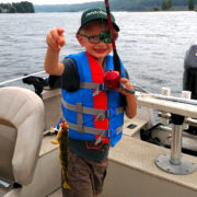 Remote Boat Control Makes Fishing with Kids a Breeze