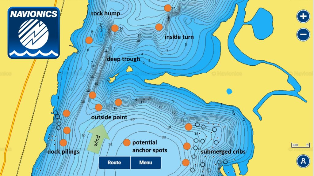 ProNav GPS Anchoring – How ProNav GPS Anchoring Works